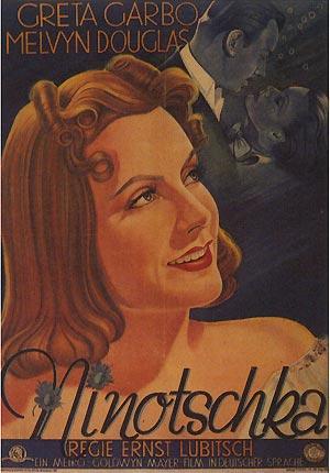 Vous avez vu quoi? Ninotschka